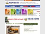 Matériel forestier - Moyne-Picard, le meilleur du materiel forestier Moine Picard