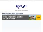 MP3. si - mp3 download mp3 glasba