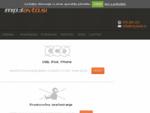 Dension, Fiscon in xCarLink vmesniki – Dension, xCarLink