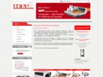 Fresadoras Sistemas de Gravação MPP