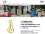 Mr heating, uw installateur van verwarming en airco