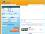 Book din rejse - flyrejser, hotel og billeje hos mrjet