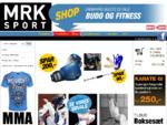Kampsport og fitness udstyr – Køb kampsport udstyr online