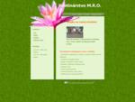 Kvetinárstvo M. R. O.