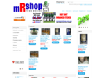 mR shop Your Online shopping cart