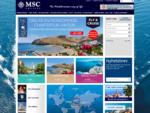 Cruise i Middelhavet Karibia Norge | MSC Cruises