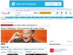 MSN Portugal Outlook, Hotmail, Skype, Entretenimento, Desporto, Notícias, Famosos, Música e