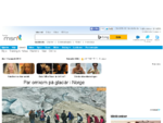 MSN Sverige - kändisnytt, livsstil, nyheter, sport, väder, dejting, Outlook, Skype