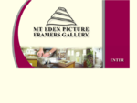 Welcome to Mt Eden Picture Framing Gallery