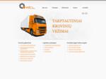 Tarptautiniai krovinių pervežimai, transportavimas, gabenimas - MTL group