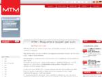 Tappetini auto, produzione moquette e zerbini per la casa - MTM Italy