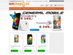 Mobiele Telefoon Shop - Mobiele Telefoons Smartphones zonder abonnement en sim-lock vrij
