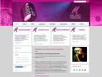 MUAC PRODUCTIONS B. V. | PRODUKTIES | ARTIESTEN | ORGANISATIE | ENTERTAINMENT