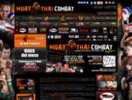 MUAYTHAI COMBAT Guantoni Twins Special thai boxe Negozio arti marziali