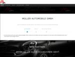 Müller Automobile GmbH - Ihr Autohändler für den Ankauf und Verkauf von Occasion Auto.