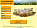Azienda Agricola Vallini - Farine macinate con mulino a pietra naturale