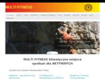 Fitness Siłownia w Krakowie - Multi Fitness