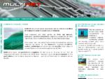 Multinet | Yachts trampolines. Trampolines pour catamarans et trimarans
