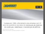 Mundimat - Sociedade Técnica de Materiais de Construção Civil, Lda