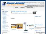 Mundo Atletico - Loja Artigos e Equipamentos Desporto