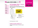 VVS installatà¸r i à…rhus - Kontakt os på tlf. 86 29 05 58