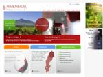 Vinprovning med högkvalitativa viner hos Munskänkarna.