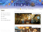 Murina - šviestuvai, baldai ir profiliai Vilniuje bei Kaune