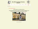 Site officiel du Musée A Bandera d'Ajaccio