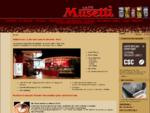 Musetti Handels-GmbH ist Distributor für Musetti Caffé in Österreich: Kaffe, Automate