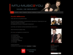MTU-music2you | Musik, die berührt ;-)MTU-music2you | Musik, die berührt ;-)