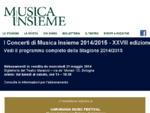Fondazione MusicaInsiemeBologna
