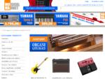 Musical Market - Il tuo negozio di strumenti musicali online