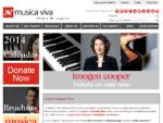 Musica Viva Australia   Chamber Music   Music to Inspire