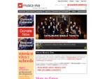 Musica Viva Australia | Chamber Music | Music to Inspire | Musica Viva