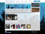 Bienvenue sur Musiconcert votre réseau social entièrement dédié à la musique.