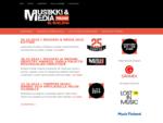 Etusivu | Musiikki Media 2014
