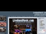 Livebandmusic - Hochzeitsmusik für Ihre Hochzeit, professionelle Live-Musik für Galas, Bälle, Firmen