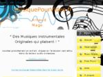 Musique instrumentale pour videacute;o, du compositeur Arnaud Mage.