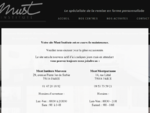 Must Institute | Power Plate - Pilates - Massage - Icoone | Paris 6ème, 8ème et 16ème