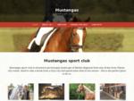 Namai | Mustangas