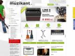 Hudební nástroje | Muzikant. cz