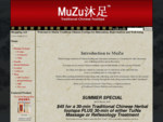MuZu | Traditional Chinese FootSpa - Christchurch Relaxation Massage, Reflexology, Foot Massage,
