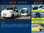 MW BUS Darłowo - przewozy osobowe, wynajem autobusów