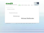 mwdit - Webdesign - Programmierung - Computerschulung - Michael Welfonder Dienstleistungen IT