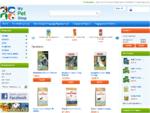 online pet shop, τα πάντα για τα κατοικίδιά σας