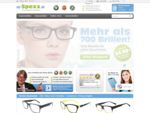 Brillen Online Shop - Brille online kaufen - Ab 34, 90 €