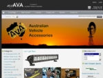MYAVA!, The home of Australian Vehicle Accessories