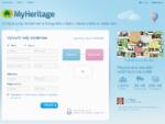 Bezplatnའrodokmen, Genealogie a Rodinnࡠhistorie - MyHeritage