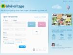 Gratis Stamtræ - Slægtsforskning - Familiehistorie - MyHeritage