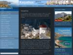 Karpathos Bilder der griechischen Insel von Sven Damm